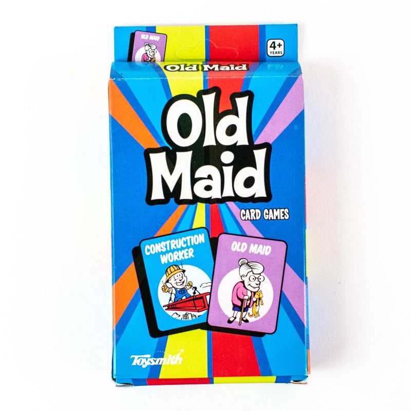 Classic Card Game - Old Maid