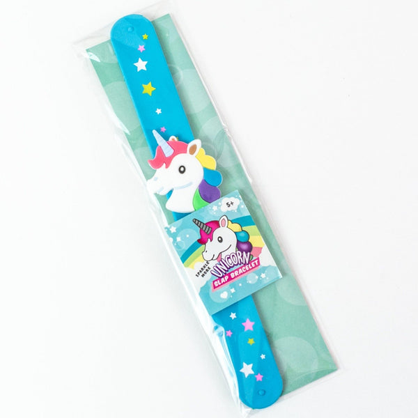 Slap Bracelet - Unicorns