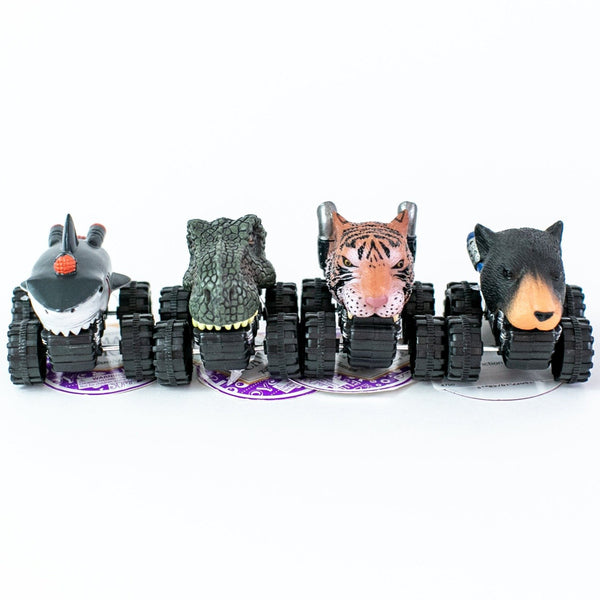Animal Friction Car