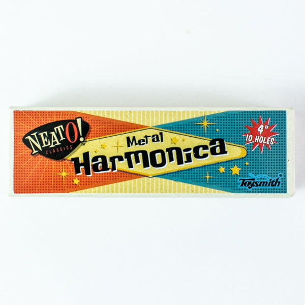 Neato! Metal Harmonica - Toy