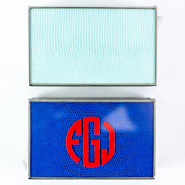 Matchbox Case - Monogram