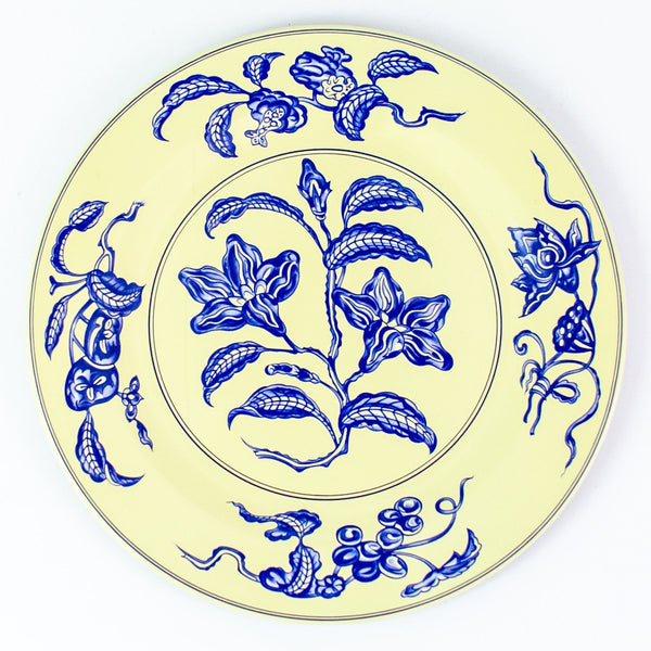 Tin Picnic Plate Set - Ming
