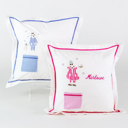 Tooth Fairy Pillow - Monogrammed or Personalized