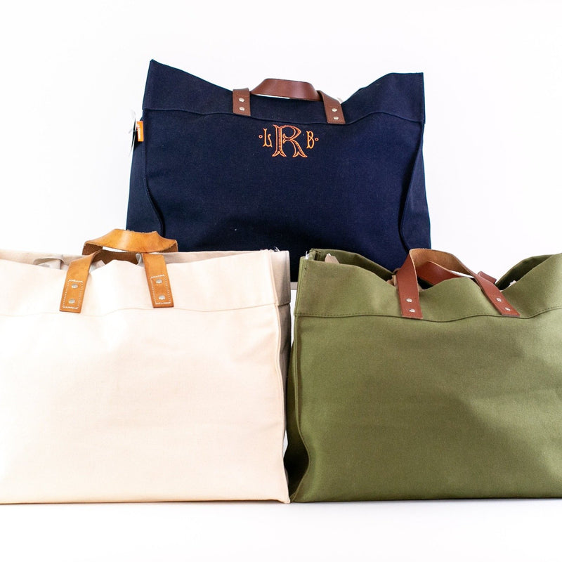 Town & Country Tote - Monogrammed