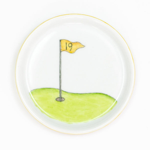 19th Hole Coaster
