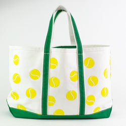 Tennis Ball Boat Tote - Personalize