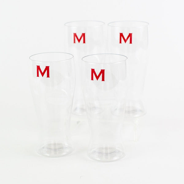 GoVino Beer Glasses - Personalized
