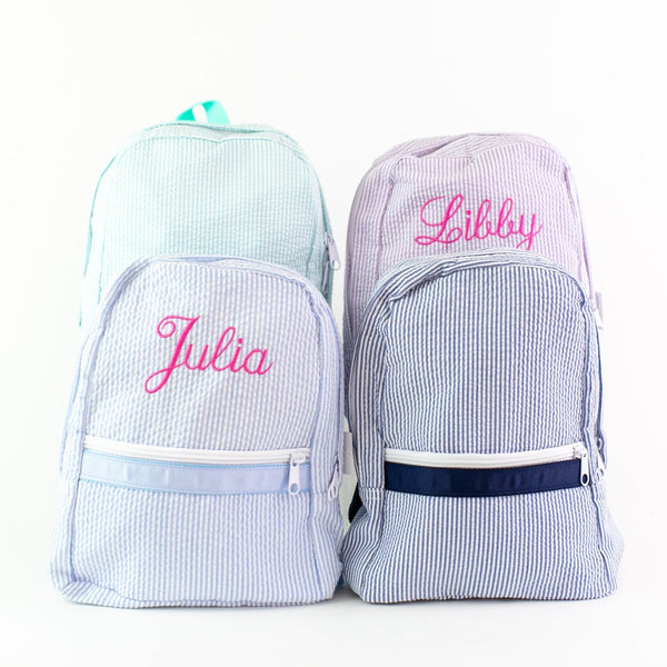 Small Backpack for Children - Assorted Colors - Add Name or Monogram