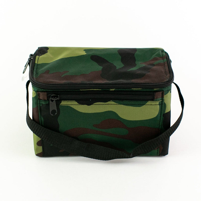Rectangular Lunch Box - Camo - Monogram or Personalized