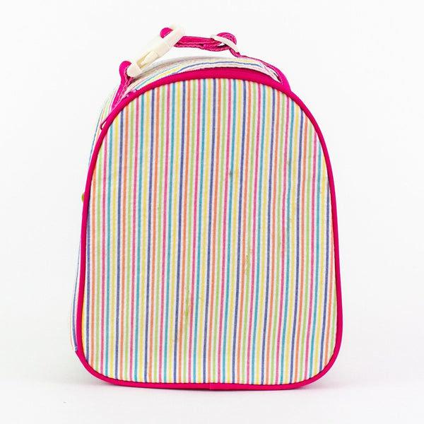 Gumdrop Lunch Box - Monogrammed - Rainbow