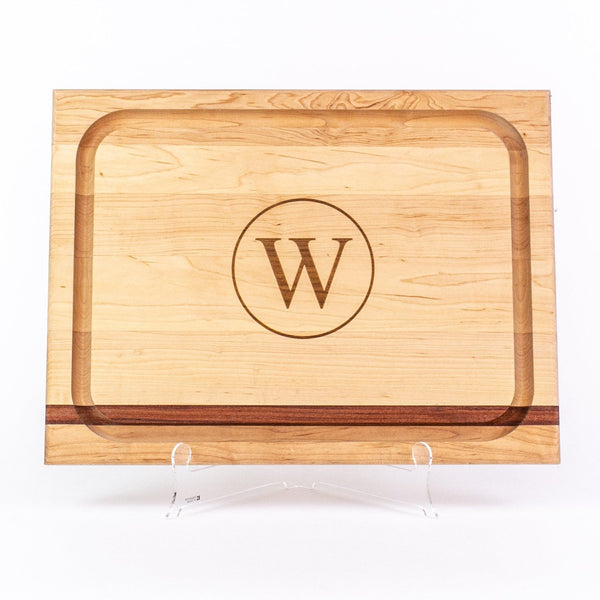 Wooden Carving Board - Personalized - Small, Medium, Large