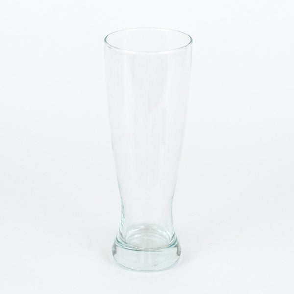 Monogrammed Tall Pilsner Glasses