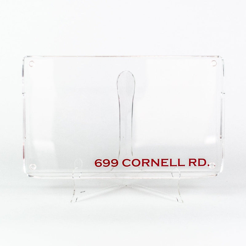 Acrylic Rectangular Tray - Monogrammed or Personalized