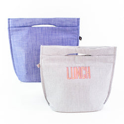 Insulated Lunch Tote - Monogrammed or Personalized