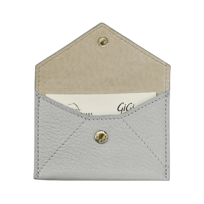 Business Card Envelope - Gray