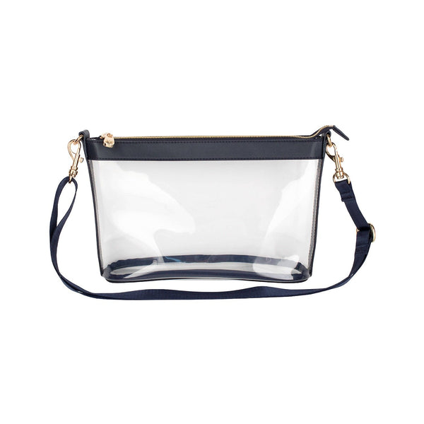 Lucy Clear Bag - Black