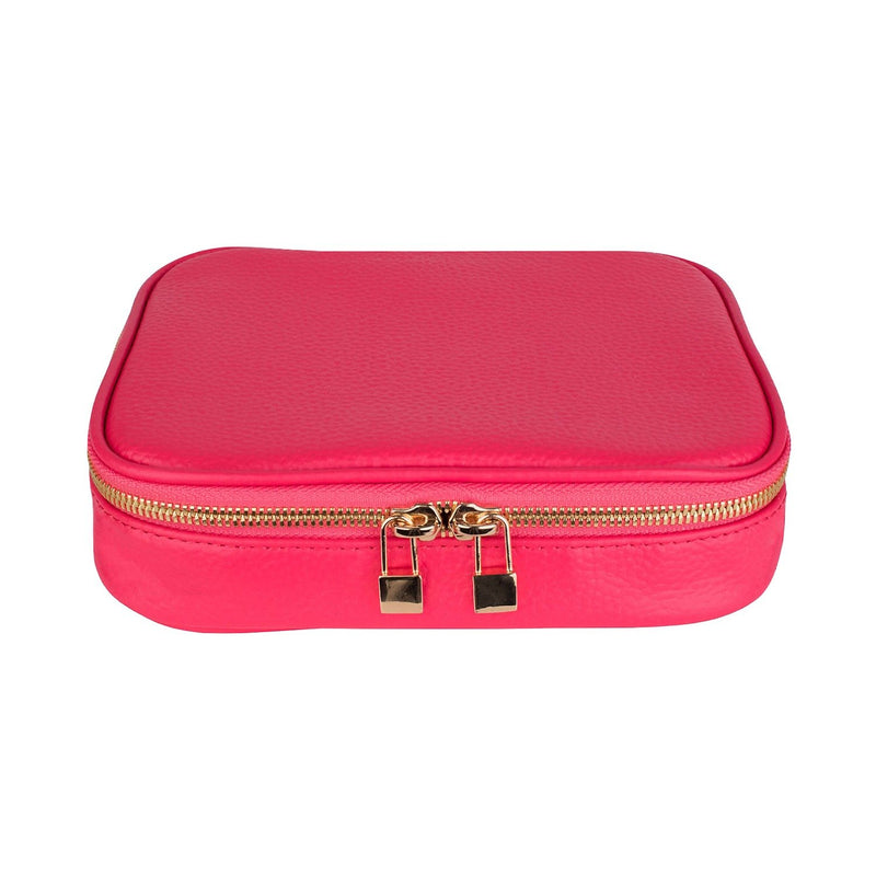 Isabella Jewelry Case - Personalized - Strawberry