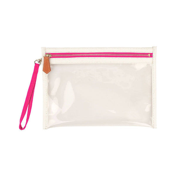 Gigga Small Clear Pouch - Candy