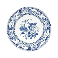 Blue and White Caspari die-cut placemats, set of 4