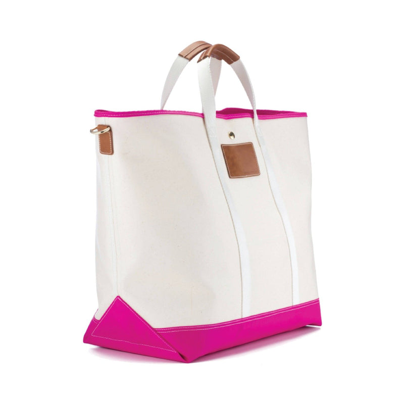 Avery Coated Canvas Jumbo Tote