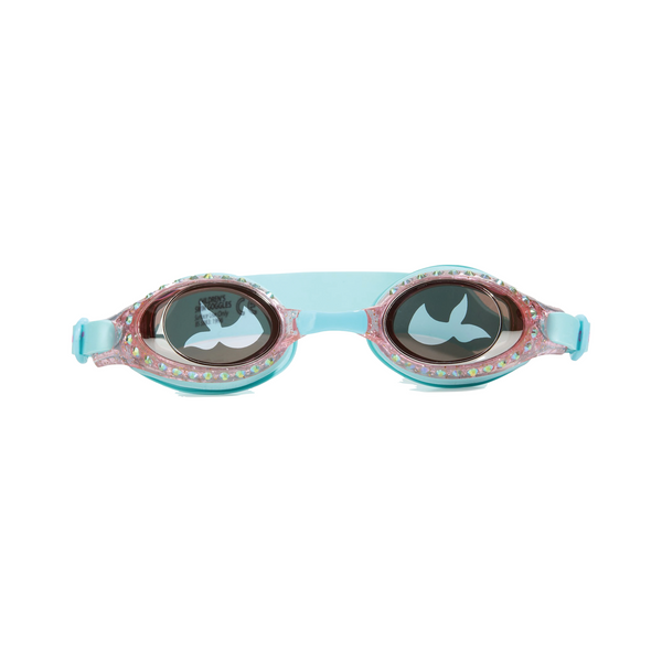 Blue Mermaid Goggles