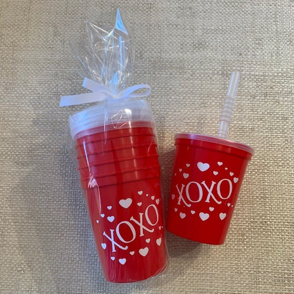 XOXO Kid's Cup Red