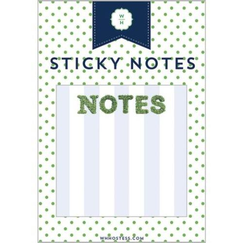 Sticky Notes - Boxwood