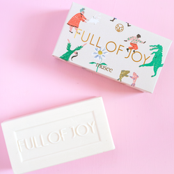Holiday Bar of Soap - Full of Joy