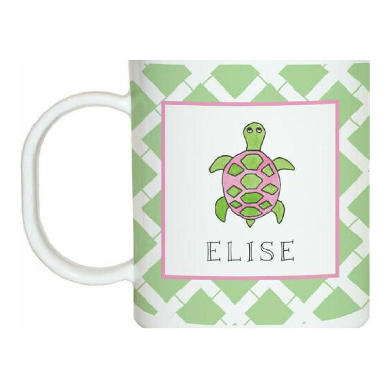 Sea Turtle Tabletop Collection - Mug - Personalize