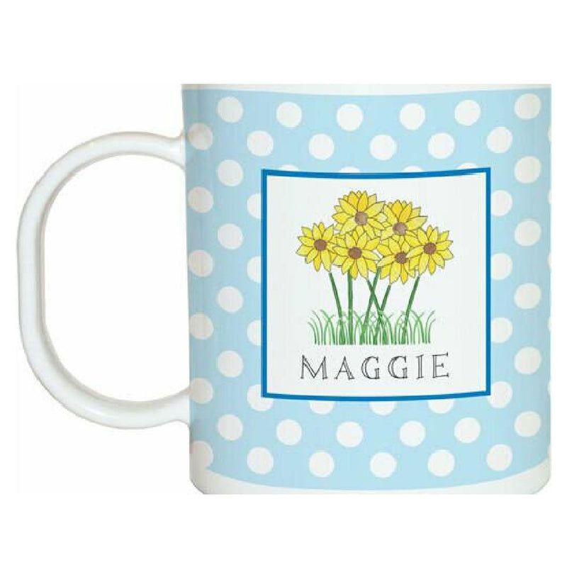 Wildflowers Tabletop Collection - Mug - Personalized
