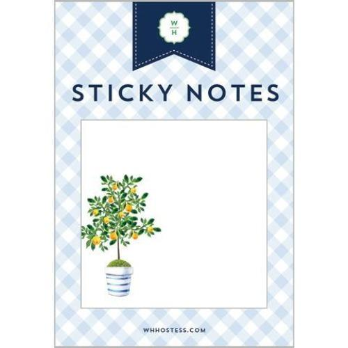 Sticky Notes - Lemon Tree