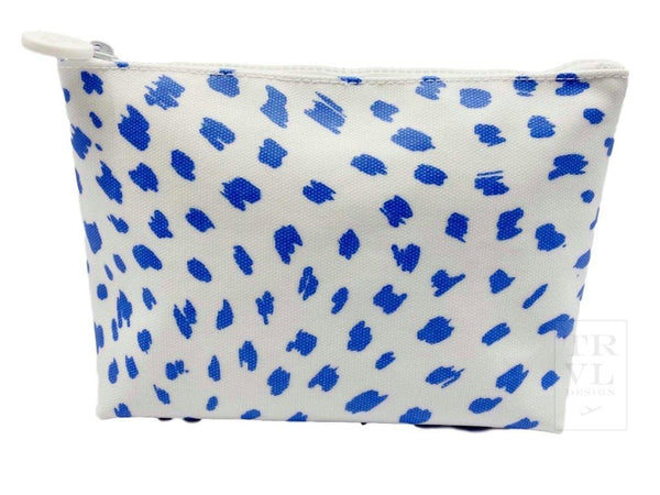 Spot On Cosmetic Bag Blue