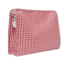 red gingham roadie case