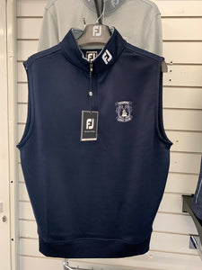 Footjoy Men's Navy Chill Out Vest