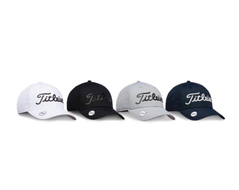 Titleist Ball Marker Crested Hat