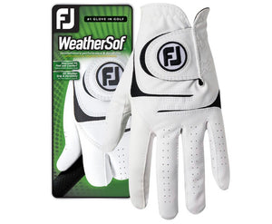 Footjoy Weathersof Glove Men's Right Hand