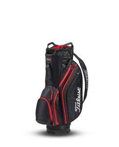 Titleist Lightweight Cart Bag Black/Red