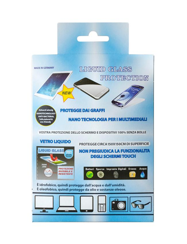 Liquid Glass Protection per tablet - Turboline