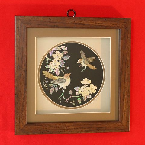 Hand-made_Hand-carved_Mother_of_Pearl_Artwork_in_Wooden_Frame_Sparrow_Home_Decor_Collectible_Asian_Furniture_Korean_Essentials