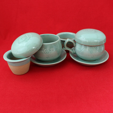 Korean_Traditional_Porcelain_Tea_set_for_two_8pcs_Pottery_Orchid_Kitchenware_Teacup_Green_Tea_Home_Decor_Oriental_Gift_and_Souvenir_Korean_Essentials