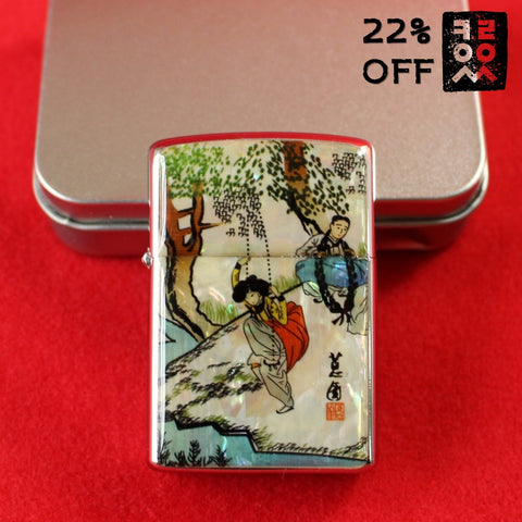 Pocket_Lighter_Zippo_Style_Mother_of_Pearl_Dano_Day_Part2_Accessory_Gift_and_Souvenir_Korean_Essentials
