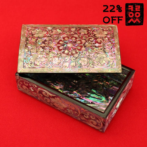 Compact_Mother_of_Pearl_Jewelry_Box_Memo_box_Arabesque_Accessory_Gift_Korean_Essentials