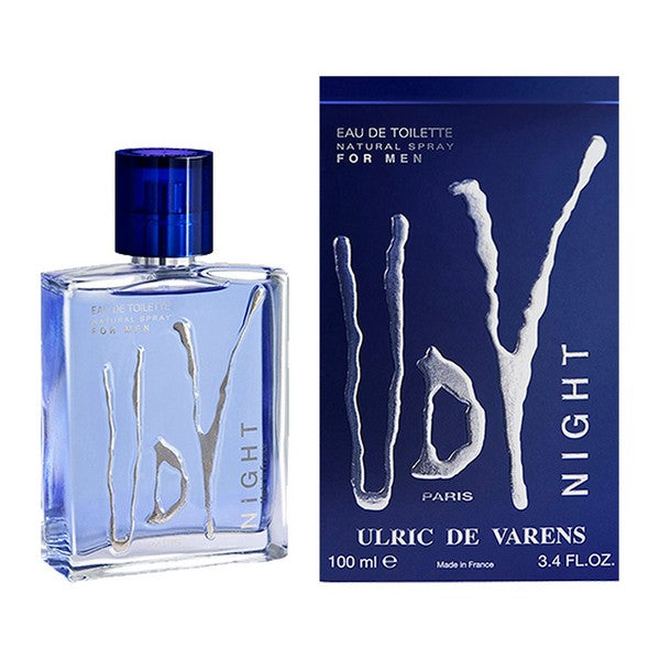 Meeste Parfüüm Udv Night Ulric De Varens EDT (100 ml)