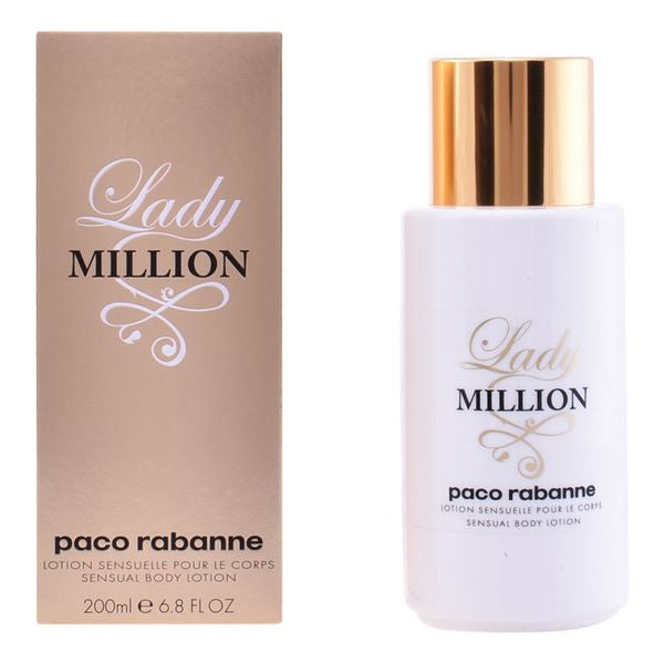 Ihupiim Lady Million Paco Rabanne (200 ml)