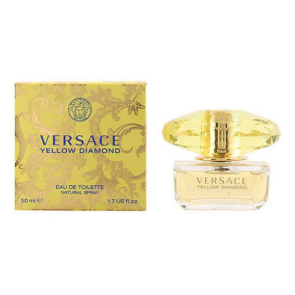 Naiste Parfüüm Yellow Diamond Versace EDT