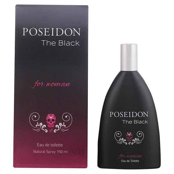 Naiste Parfüüm The Black Poseidon EDT