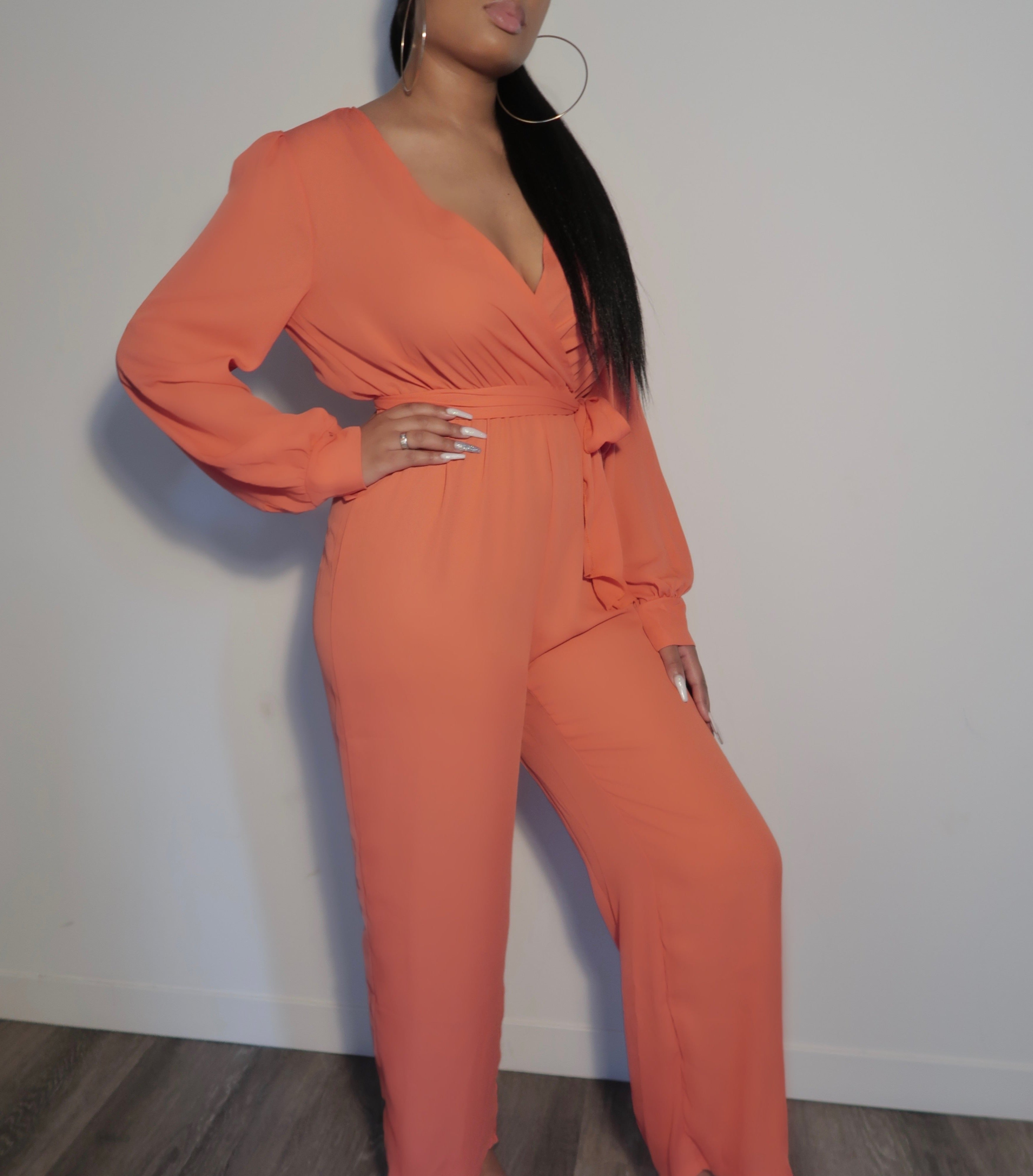 Rylee Flow Jumpsuit