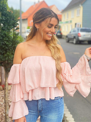 Off-Shoulder Top Rosa