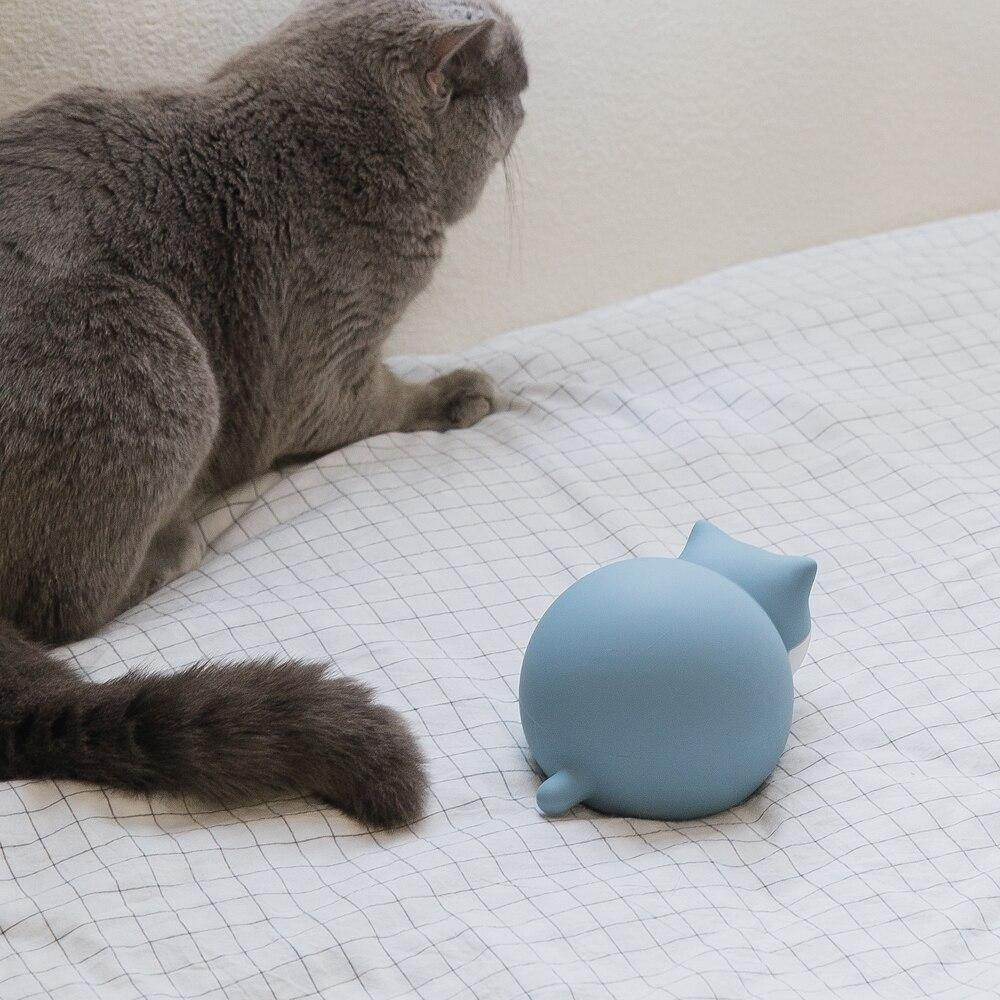 Hot Water Bottle Cute Cat Shape