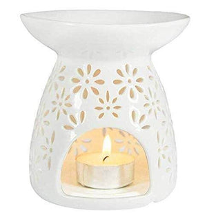 Aroma Candle Oil Burner-Love By Letterbox